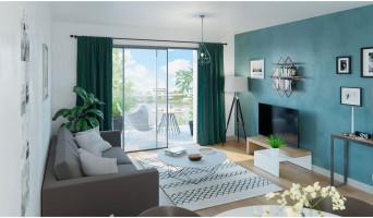 Bruges programme immobilier neuve « Vivalys »  (4)