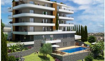 Nice programme immobilier neuve « Fabron Seaside »