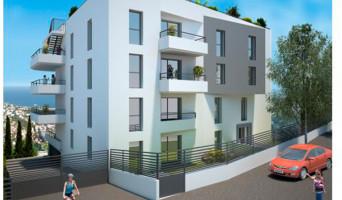 Nice programme immobilier neuve « Fabron Seaside »  (2)