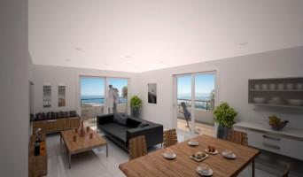 Nice programme immobilier neuve « Fabron Seaside »  (3)