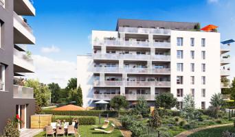 Lingolsheim programme immobilier neuve « Les Patios »