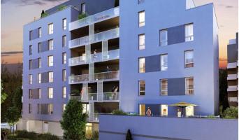 Lingolsheim programme immobilier neuve « Les Patios »  (2)