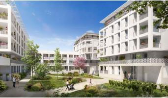 Castelnau-le-Lez programme immobilier neuve « Cosmopoly » en Loi Pinel  (3)