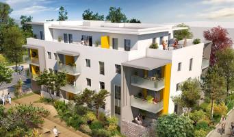 Montpellier programme immobilier neuve « Cista Nova »