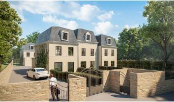 Montesson programme immobilier neuve « Les Villas Mansart »