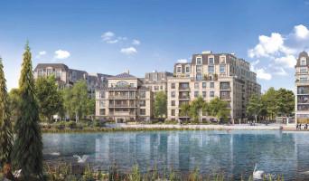 Clamart programme immobilier neuve « Côté Lac »