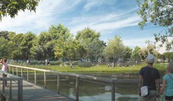 Clamart programme immobilier neuve « Côté Lac »  (2)