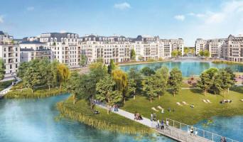 Clamart programme immobilier neuve « Côté Lac »  (3)