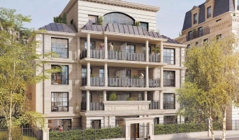 Clamart programme immobilier neuve « Côté Lac »  (4)