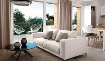 Annemasse programme immobilier neuve « Villa Riva »  (2)