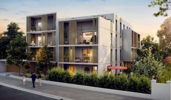 Pessac programme immobilier rénové « Villa Alouetta » en loi pinel