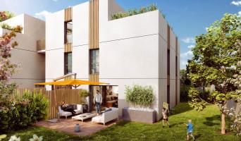 Pessac programme immobilier neuve « Villa Alouetta » en Loi Pinel  (2)