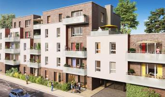 Ronchin programme immobilier neuve « In Villam »