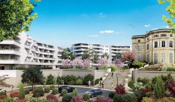 Marseille programme immobilier neuve « Château Valmante - Sourir' »