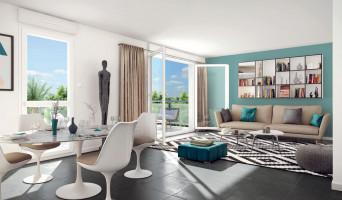 Marseille programme immobilier neuve « Château Valmante - Sourir' »  (2)