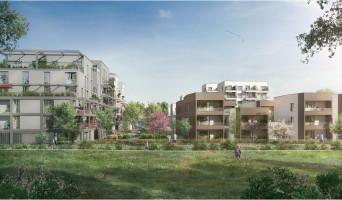 Toulouse programme immobilier neuve « ID'Halles » en Loi Pinel
