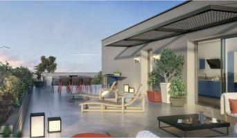 Toulouse programme immobilier neuve « ID'Halles » en Loi Pinel  (3)