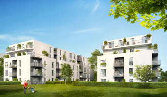 Longjumeau programme immobilier neuve « Solfège »  (2)