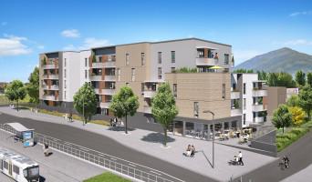 Saint-Égrève programme immobilier neuve « Esprit Vence »