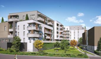 Saint-Égrève programme immobilier neuve « Esprit Vence »  (2)