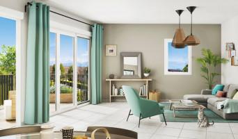 Saint-Égrève programme immobilier neuve « Esprit Vence »  (3)