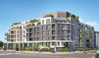 Dijon programme immobilier neuve « Canal & Sens »