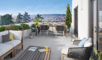 Dijon programme immobilier neuve « Canal & Sens »  (2)