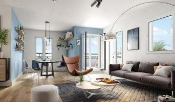 Dijon programme immobilier neuve « Canal & Sens »  (3)