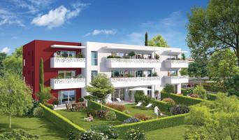 Perpignan programme immobilier neuve « Alegria »
