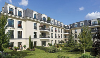 Saint-Cyr-l'École programme immobilier neuve « Programme immobilier n°214199 »  (2)