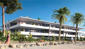 Villeneuve-Loubet programme immobilier rénové « Pearl Beach » en loi pinel