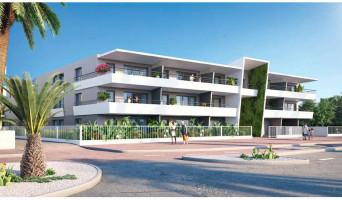 Villeneuve-Loubet programme immobilier neuve « Pearl Beach » en Loi Pinel  (2)