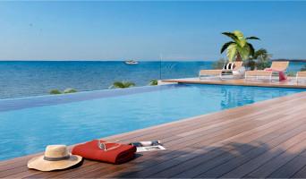 Villeneuve-Loubet programme immobilier neuve « Pearl Beach » en Loi Pinel  (4)