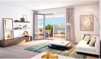 Villeneuve-Loubet programme immobilier neuve « Pearl Beach » en Loi Pinel  (5)