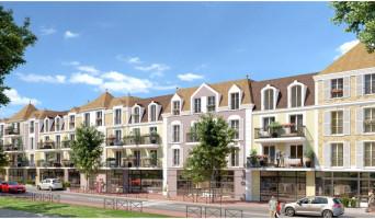 Villiers-sur-Marne programme immobilier rénové « Pastels » en loi pinel