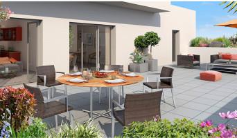 Saint-Laurent-du-Var programme immobilier neuve « Villa Dolce »  (2)