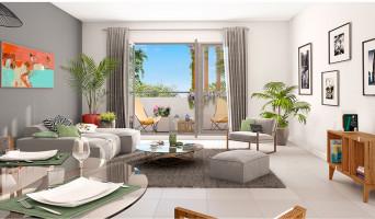 Saint-Laurent-du-Var programme immobilier neuve « Villa Dolce »  (3)