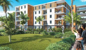 Abymes programme immobilier neuve « Les Trois Arts - Bât. C »