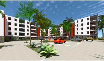 Abymes programme immobilier neuve « Les Trois Arts - Bât. C »  (2)