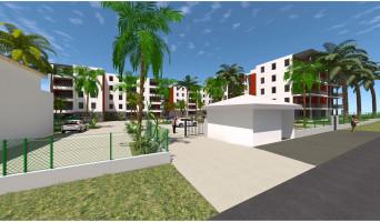 Abymes programme immobilier neuve « Les Trois Arts - Bât. C »  (5)