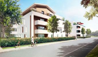 Villenave-d'Ornon programme immobilier neuve « Vill'Garden »