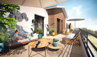Villenave-d'Ornon programme immobilier neuve « Vill'Garden »  (2)