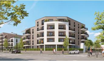 Colombelles programme immobilier neuve « Le Domaine de Nacre »