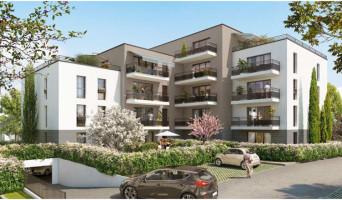 Colombelles programme immobilier neuve « Le Domaine de Nacre »  (2)
