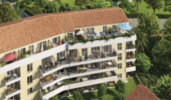 Châteauneuf-Grasse programme immobilier neuve « Le Clos d'Elie »  (2)