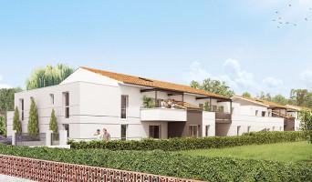 Cugnaux programme immobilier rénové « Le Triolet » en loi pinel
