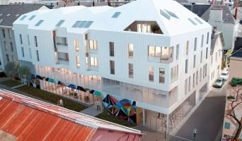 Nantes programme immobilier neuve « L'Insolite »