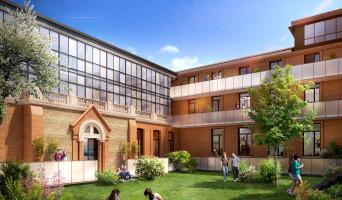 Toulouse programme immobilier neuve « Campus Saint-Michel »  (3)
