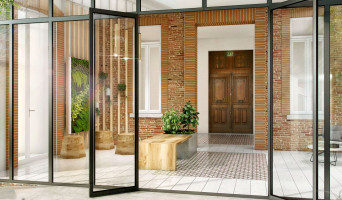 Toulouse programme immobilier neuve « Campus Saint-Michel »  (4)