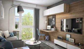 Toulouse programme immobilier neuve « Campus Saint-Michel »  (5)